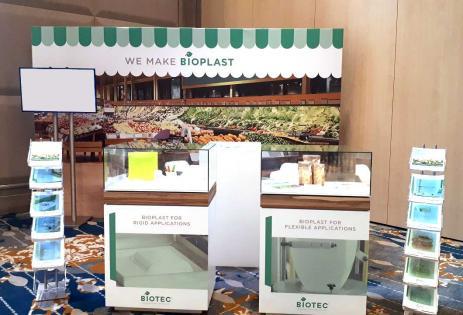 BIOTEC à la 13e conférence européenne sur les bioplastiques