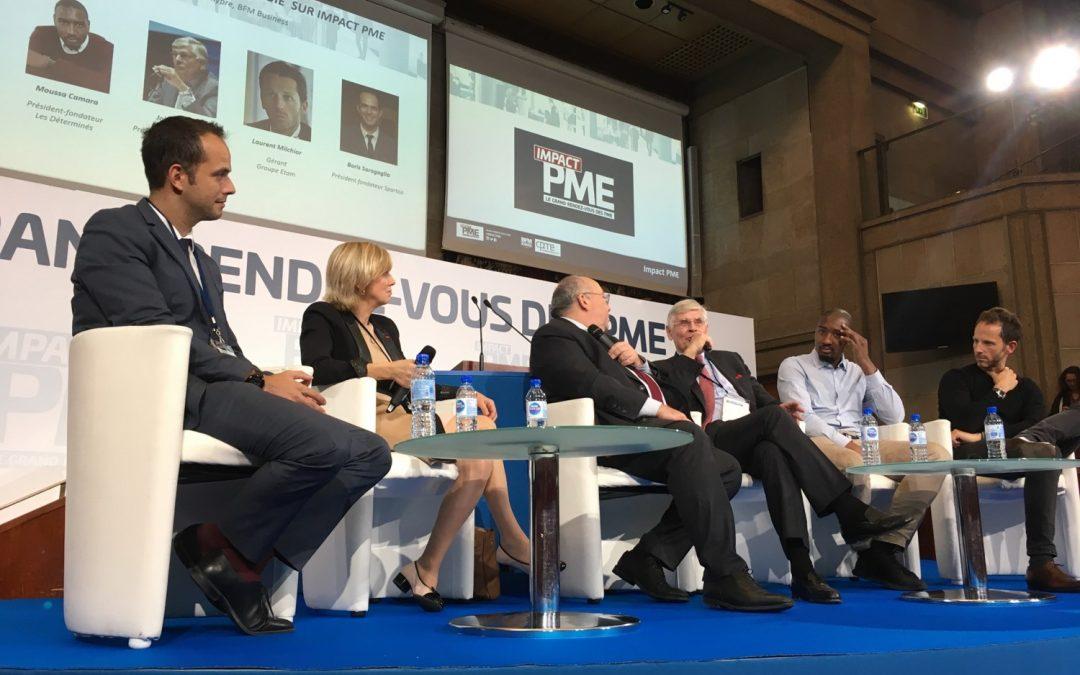 John Persenda à Impact PME