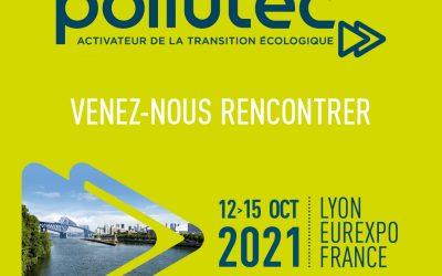 PTL Groupe SPHERE présent au salon POLLUTEC 2021